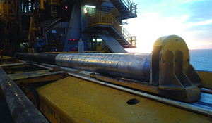 World's Largest Bismuth Plug Conveyed via E-line for P&A Operation